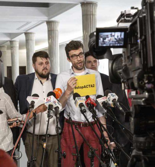 Sejm ACTA