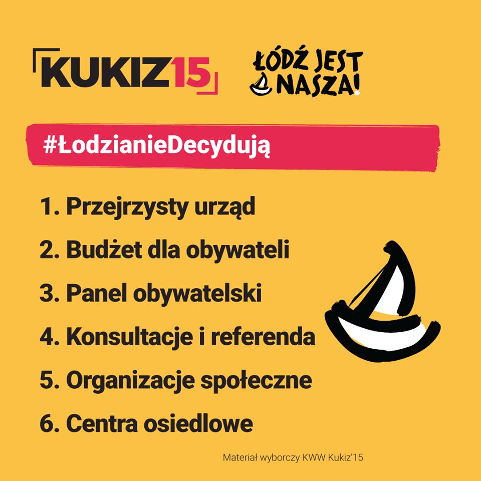 Rafał Górski plan łodzianie decydują partycypacja
