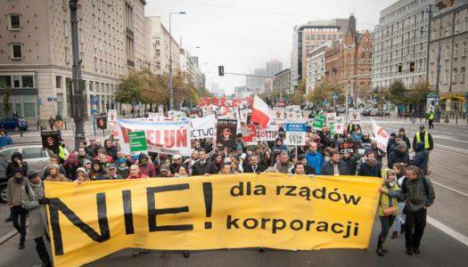 Nie dla rządów korporacji! – apel do Donalda Tuska