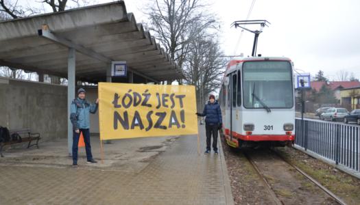 NIE dla likwidacji tramwaju linii 43